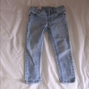 Baby Zara Toddler Jeans